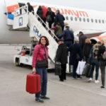 """Авиакомпания """"Азимут"""" приступила к регулярным полетам в дальнее зарубежье"""