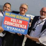 Авиакомпания Ryanair продолжила развивать стыковки