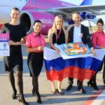 Бюджетная Wizz Air приступила к полетам в Санкт-Петербург