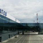 Гагарин обогнал старый саратовский аэропорт