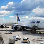 Lufthansa отдаляется от аэропорта Франкфурта