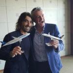 Ryanair сделала первый шаг к стыковкам с дальнемагистральными рейсами