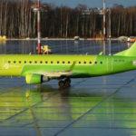 S7 Airlines завершила формирование парка региональных Embraer E170